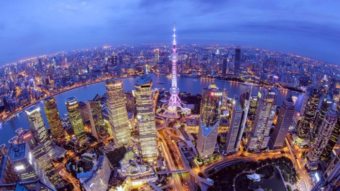 Города Китая:
