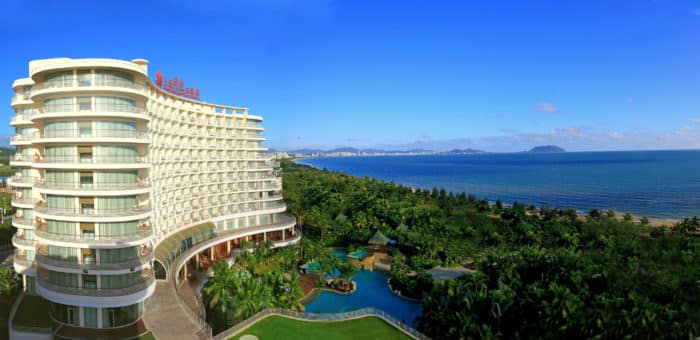 Grand Soluxe Hotel & Resort 5*