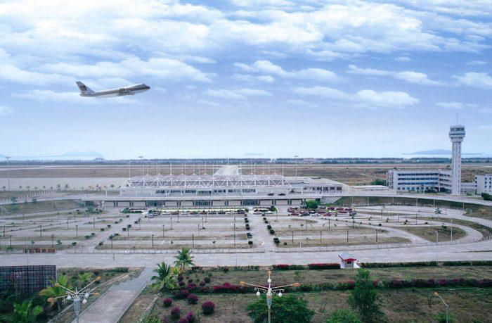 Аэропорт Санья Феникс