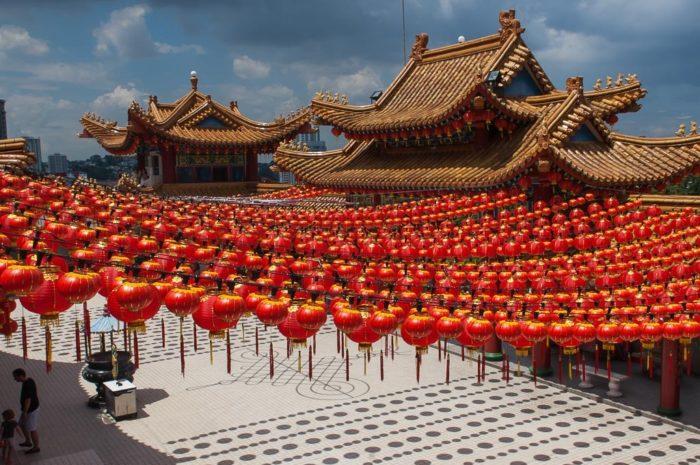 Храм Тяньхоу