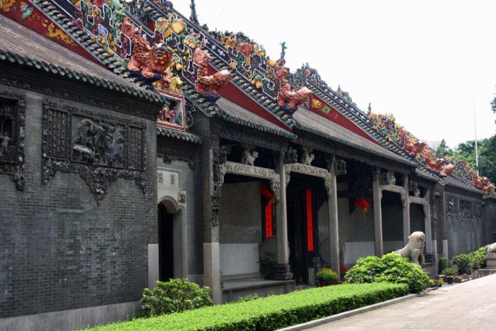 Храм Юань Суань