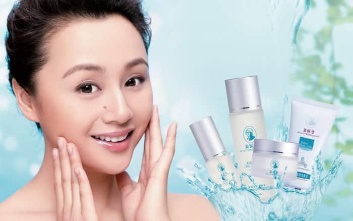 Качественная китайская косметика