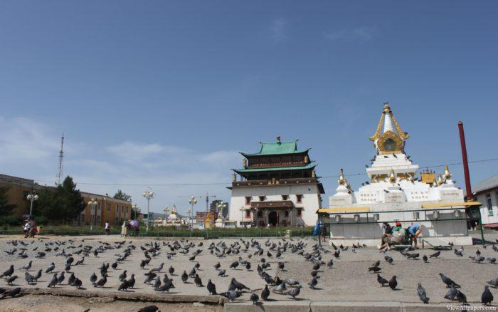 Кангбаши расположен во Внутренней Монголии