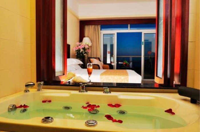 Linda Seaview hotel 4 звезды Хайнань3