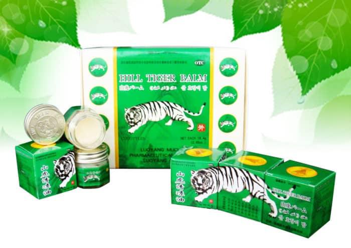 Мазь «Белый тигр»