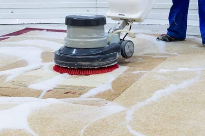 Механизмы для стирки и чистки ковровых покрытий (от 3 тысяч долларов).