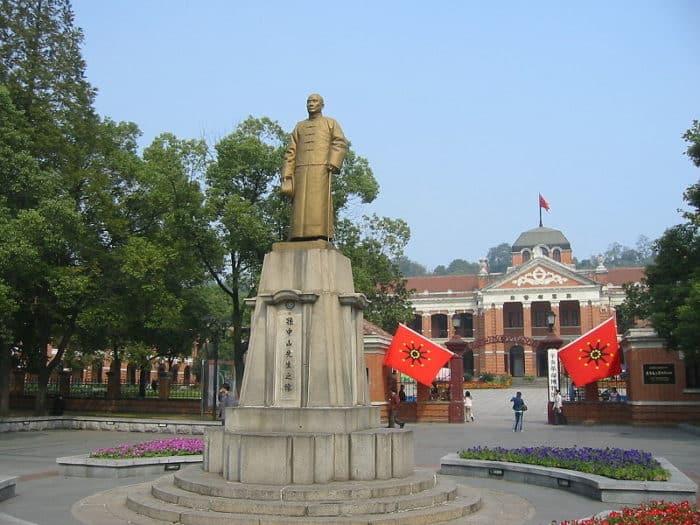 Мемориал Учанского восстания 1911 года