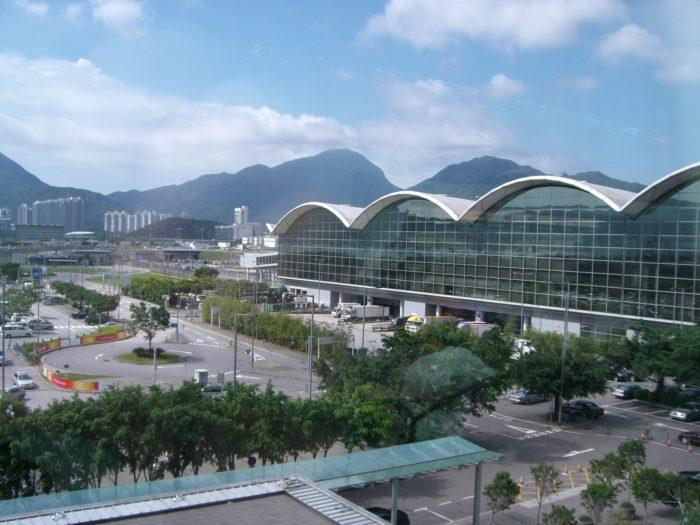 Международный аэропорт Гонконга2
