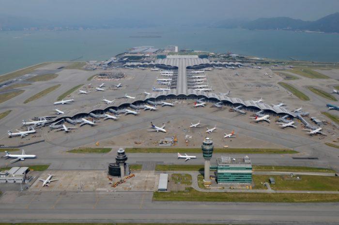 Международный аэропорт Гонконга3