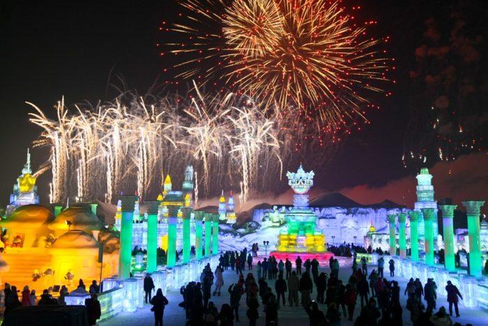 Международный фестиваль льда и снега