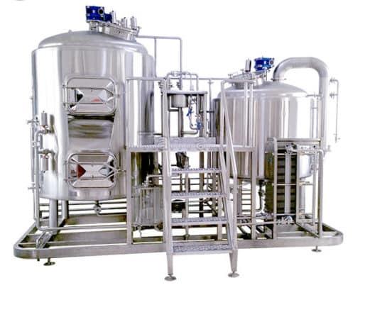 Мини-пивоварня (GEONETconsult Ltd)