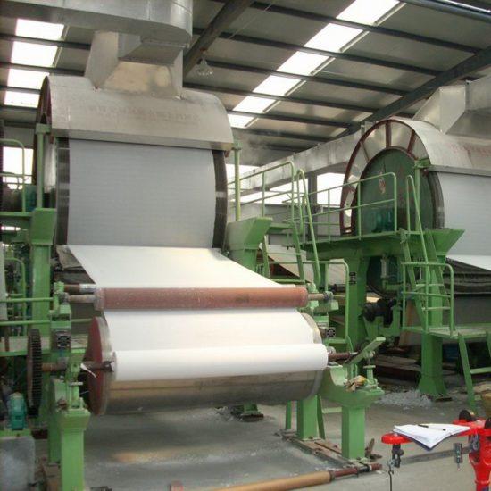 Мини-цех по изготовлению туалетной бумаги (XY-TQ-1575B)