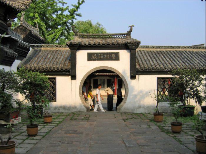 Монастырь Гуйюань
