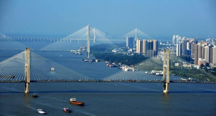 Мосты через Янцзы