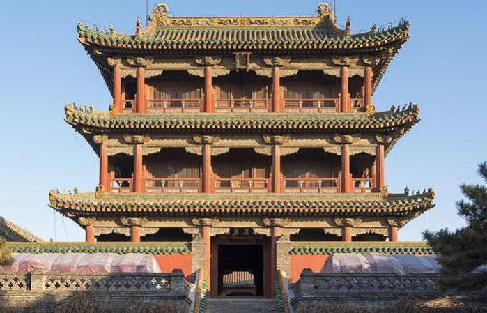 Mukden Palace –Императорская резиденция