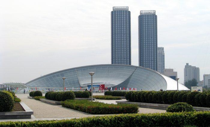 Музей Тяньцзиня