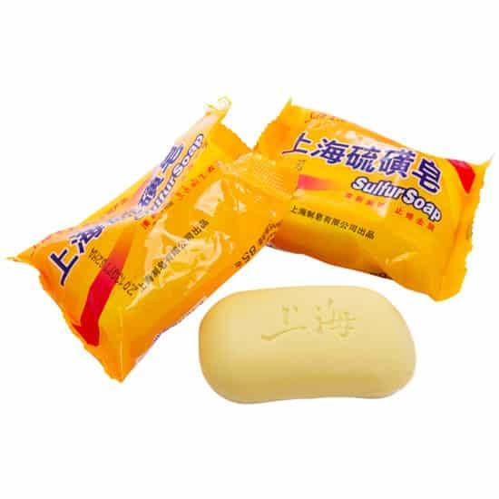 Мыло SHANGHAI Sulfur Soap