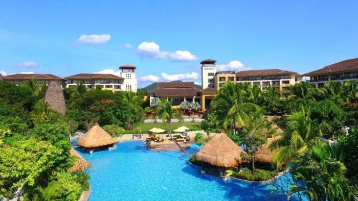 Narada Resort & Spa Sanya 5*