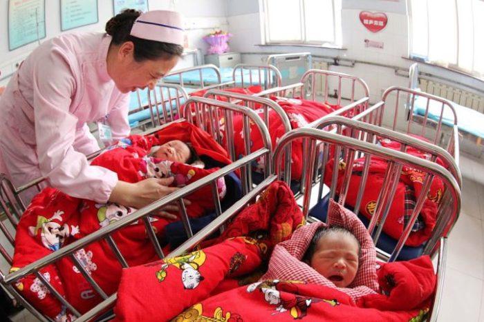 Население Китая и Индии