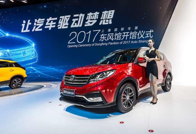 Новинки китайского автопрома для России