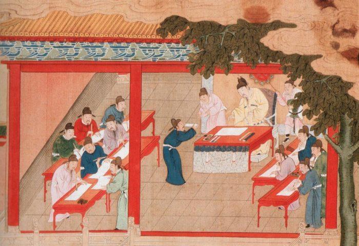 Образование в Древнем Китае