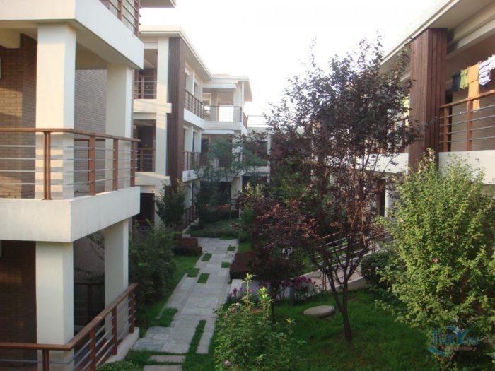 Отель Донцзинлу