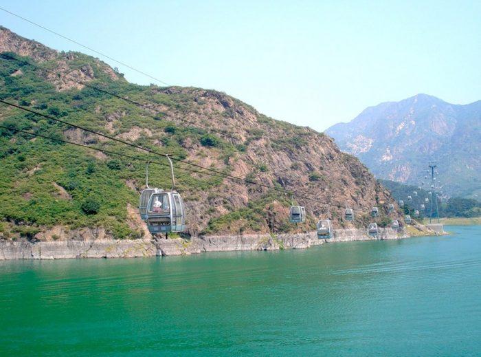 Озеро Янсай