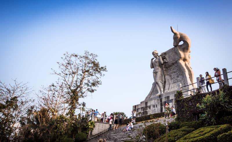 Парк «Обернувшийся олень»