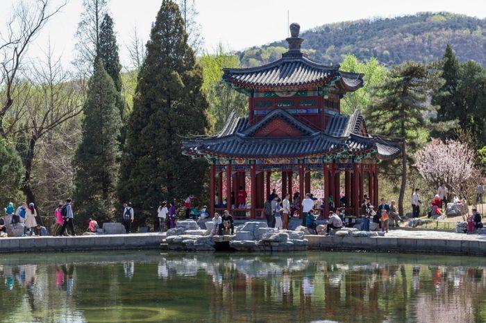 Парк Сяншань