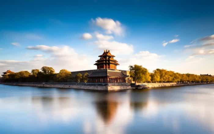 Города Китая: таблица и список на русском