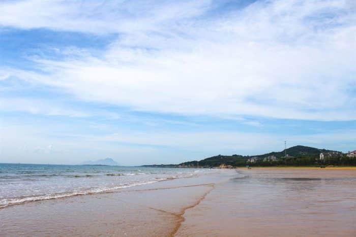 Пляж Серебряный песок