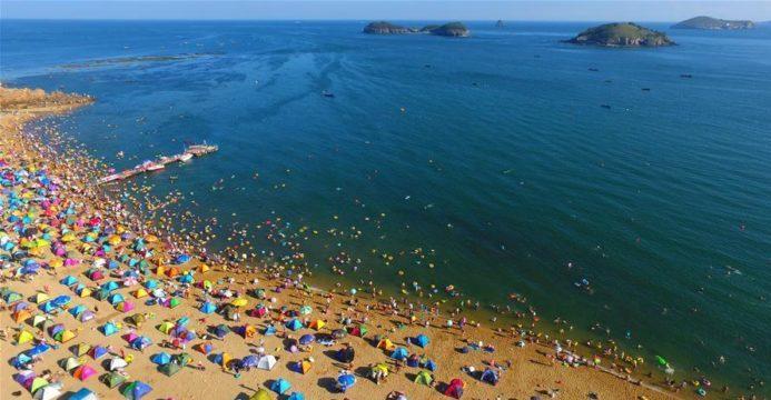 Пляж Сяцзяхэ