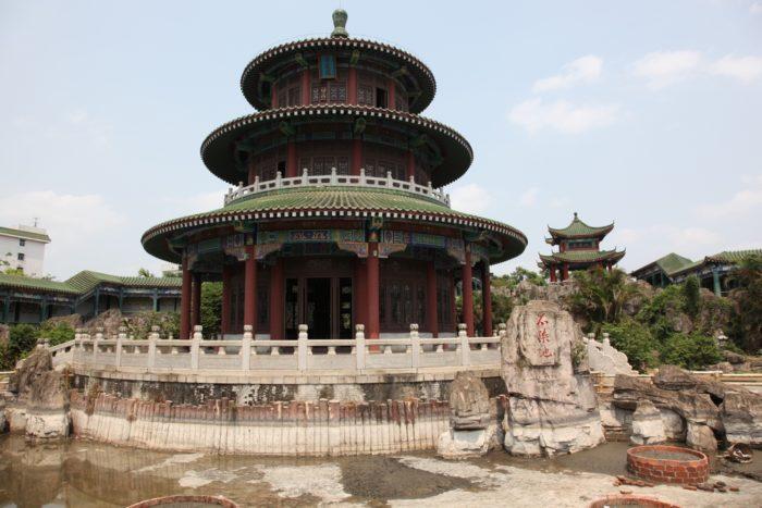 Погребальный комплекс Хай Жуя