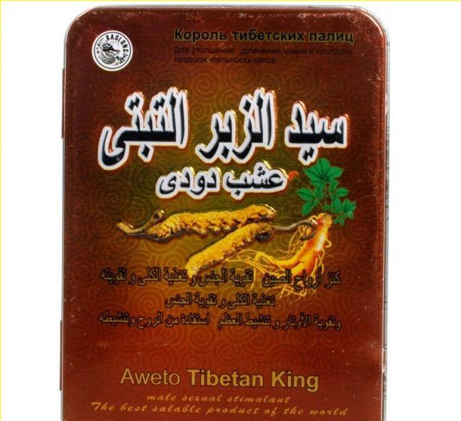 Тибетский герой