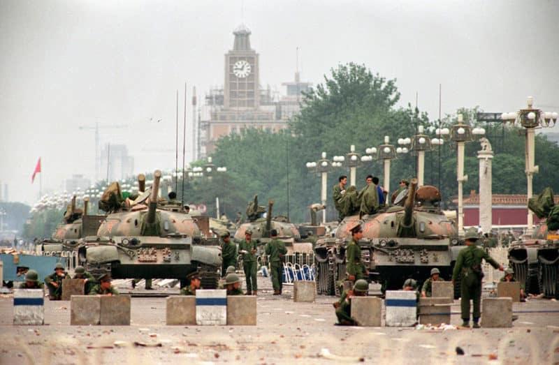Тяньаньмэнь 1989