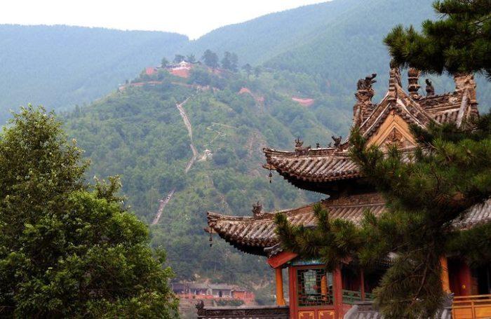 Утайшань — «местожительство» бодхисаттвы Манджушри
