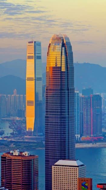 Вторая башня Международного финансового центра