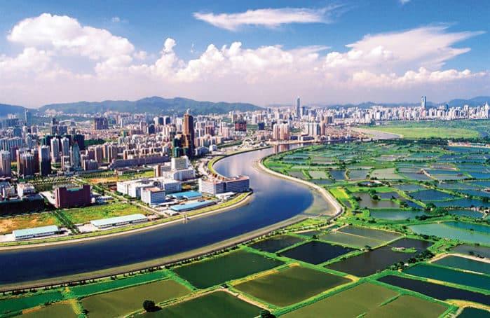 Янцзы город