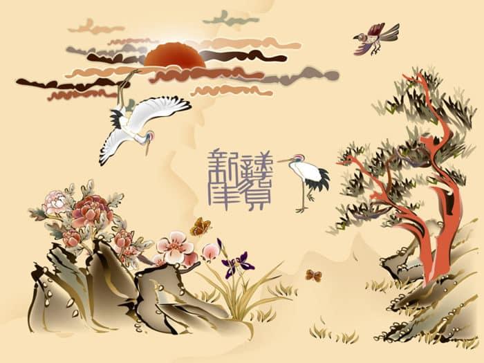 Японские, китайские или корейские иероглифы