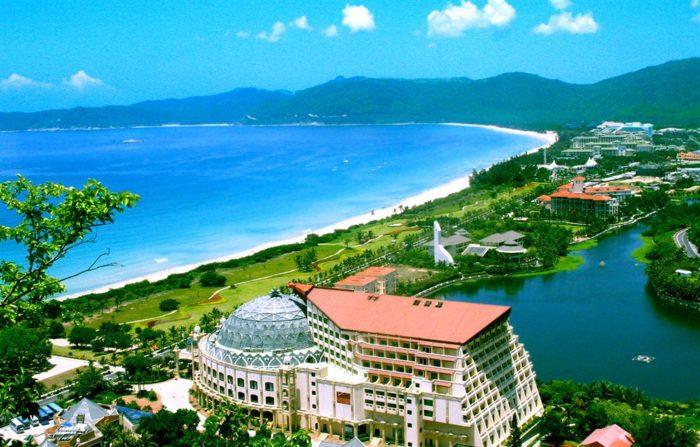 Залив Ялонг