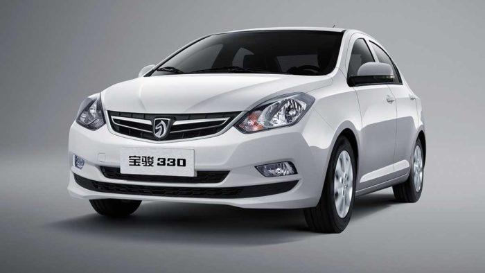 авто Baojung