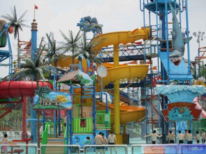 бэйдайхэ аквапарк