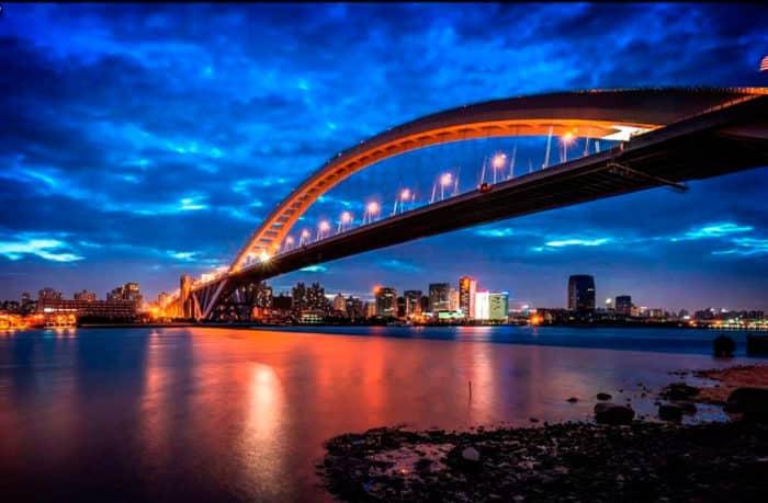 Урбанистический монстр, мост Лупу.