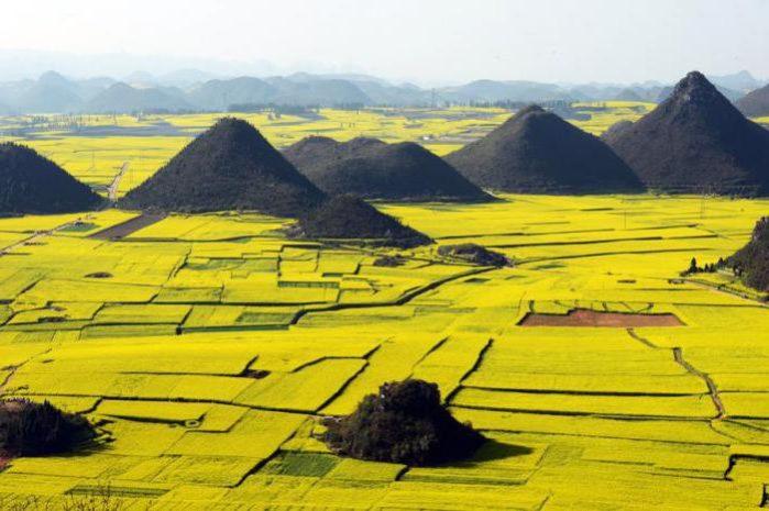 Пирамиды в Китае2
