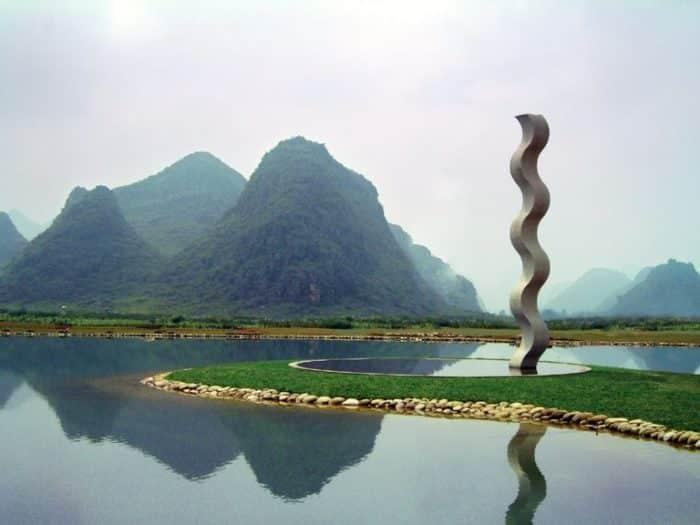 гора Шэшань