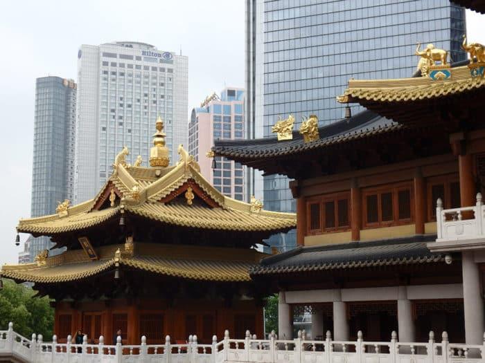 храм Цзинань.