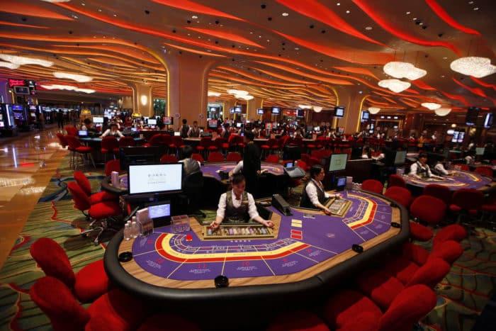 макао казино