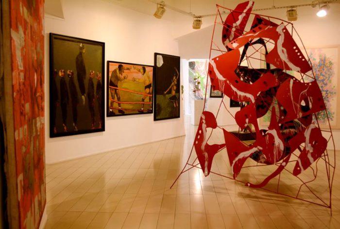 музей современных видов искусства