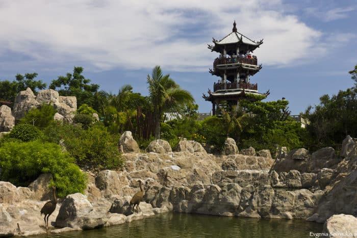 парк Ялунвань