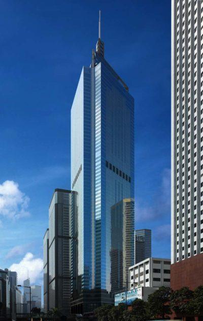 самая высокая церковь мира - она находится на 46 этаже Централ Плаза